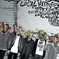 Album Review: Local Natives - Gorilla Manor